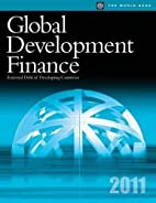 Global Development Finance 2011: External…