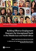 Building Effective Employment Programs for…