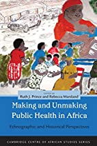Making public health in Africa :…
