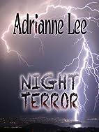 Night Terror (Zebra books) by A. Lee