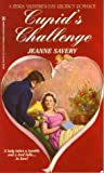 Savery, Jeanne: Cupid's Challenge (Zebra Valentine's Day Regency Romance)