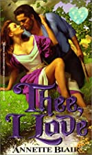 Thee I Love by Annette Blair