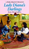Kate Huntington: Lady Diana's Darling (Zebra Regency Romance)