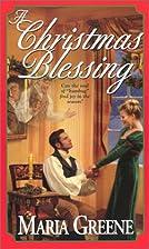 A Christmas Blessing (Zebra Regency Romance)…