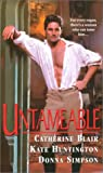 Blair, Catherine: Untameable (Zebra Regency Romance)