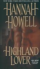 Highland Lover by Hannah Howell