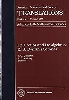 Lie groups and Lie algebras : E.B.…