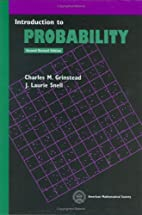 Introduction to Probability by Charles M.…