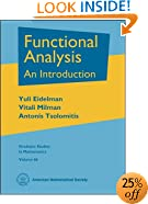 Functional Analysis: An Introduction (Graduate Studies in Mathematics)