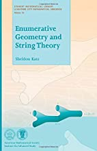Enumerative Geometry and String Theory by…
