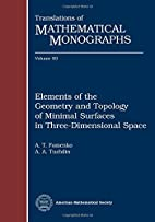 Elements of the Geometry and Topology of…