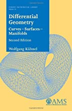 Differential Geometry: Curves - Surfaces -…