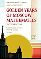 Golden Years of Moscow Mathematics (History…