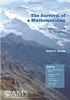 The Survival of a Mathematician by Steven G.…