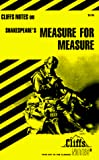 Cliffs Notes Staff: Measure for Measure
