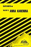 Sturman, Marianne: Cliffsnotes Anna Karenina