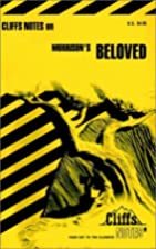 CliffsNotes on Morrison's Beloved by Mary…