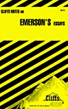 Cliffs Notes Staff: Emerson's Essays