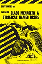 CliffsNotes on Williams' Glass Menagerie &…