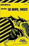 Roberts, James L.: CliffsNotes Faulkner's Go Down, Moses