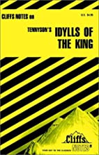 CliffsNotes on Tennyson's Idylls of the King…