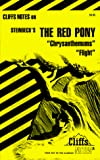 Carey, Gary: The Red Pony, Chrysanthemums and Flight (Cliffs Notes)