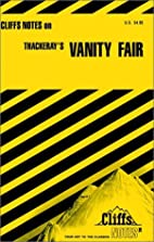 CliffsNotes on Thackeray's Vanity Fair by…