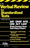 Orton, Peter Z.: Verbal Review for Standardized Tests
