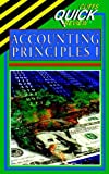 Elizabeth A Minbiole: Accounting Principles I (Cliffs Quick Review)