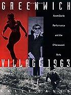 Greenwich Village 1963: Avant-Garde…