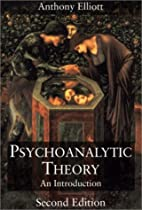 Psychoanalytic Theory: An Introduction…