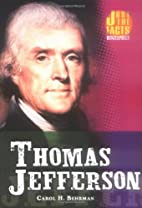 Thomas Jefferson (Just the Facts…