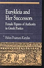 Eurykleia and Her Successors: Female Figures…