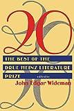 Wideman, John Edgar: 20: Twenty Best Of Drue Heinz Literature Prize (Pitt Drue Heinz Lit Prize)