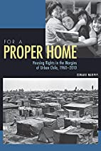 For a Proper Home: Housing Rights in the…