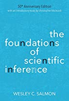 The Foundations of Scientific Inference:…
