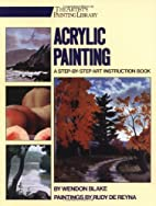 Acrylic Painting: A Step-by-Step Instruction…