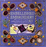 Brown, Pauline: Embellished Embroidery Kit