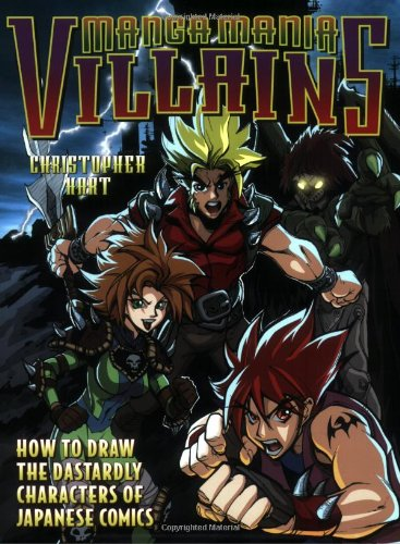 manga-mania-villains-how-to-draw-the-dastardly-characters-of-japanese-comics