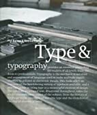 Type and Typography by Phil Baines