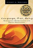 Language, Eros, Being: Kabbalistic…