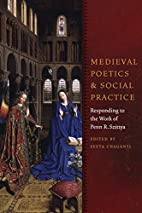 Medieval Poetics and Social Practice:…