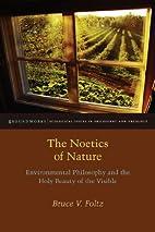The Noetics of Nature: Environmental…