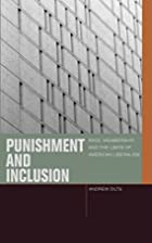 Punishment and Inclusion: Race, Membership,…