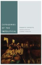 Categories of the Impolitical (Commonalities…