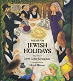 Bloom, Lloyd: Poems for Jewish Holidays