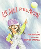 Airmail to the Moon by Tom Birdseye