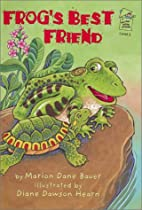 Frog's Best Friend (A Holiday House…