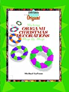 Making Origami Christmas Decorations Step by…