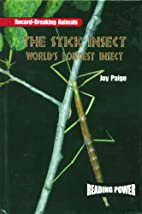 The Stick Insect: World's Longest Insect…